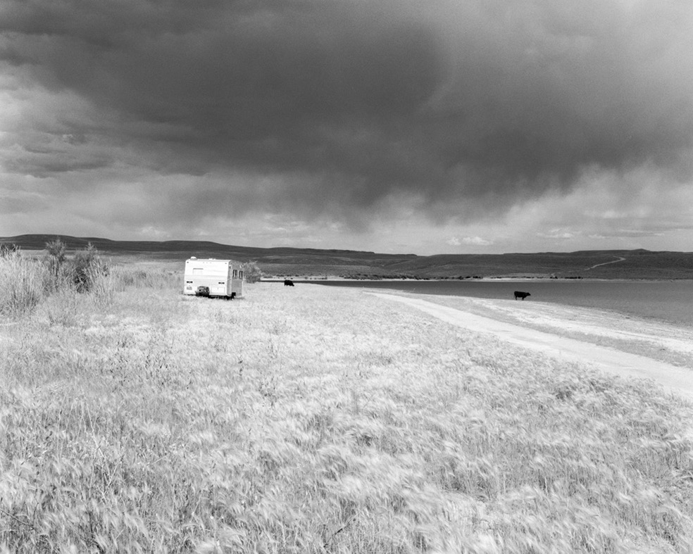 Wyoming, 2016 from the series The Mediated Landscape
