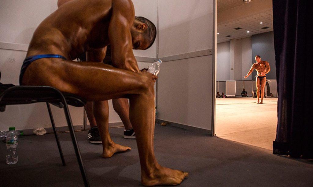 Denis Buchel: Behind the Stage
