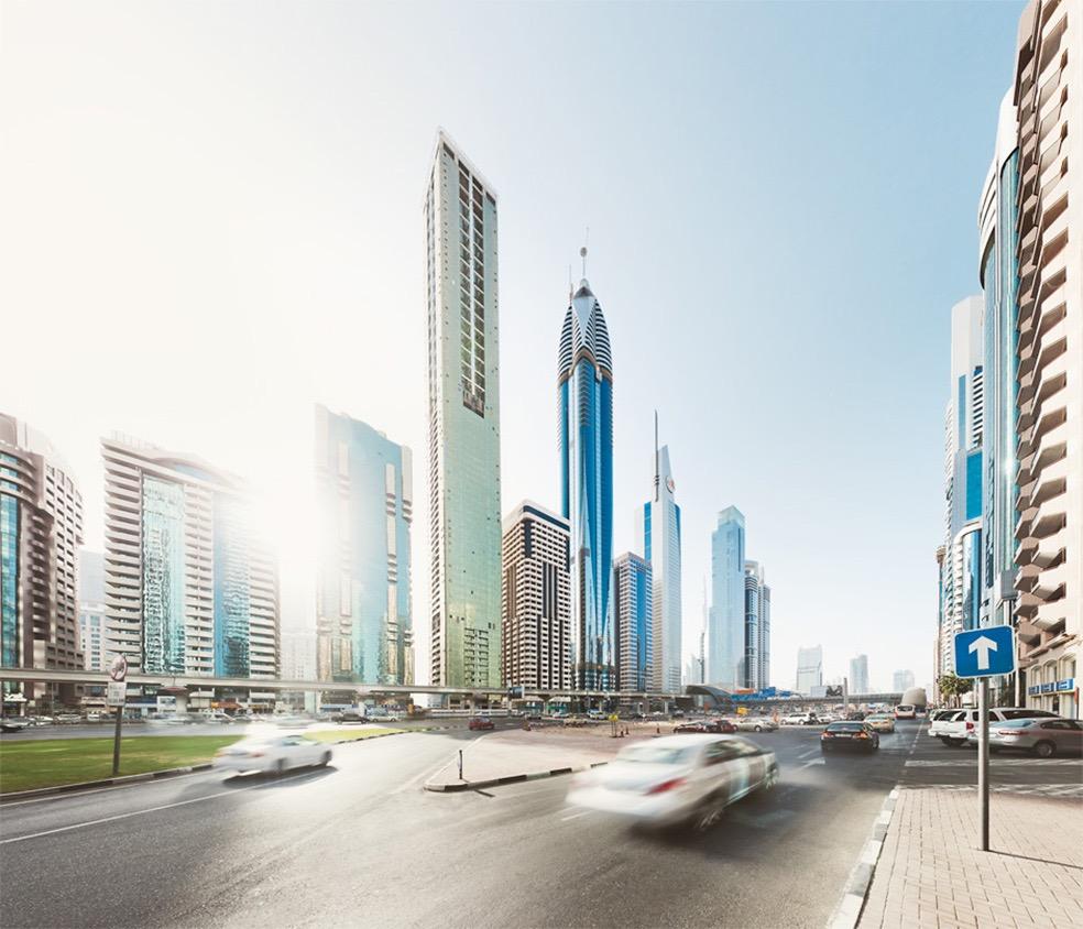 Dubai © Johannes Heuckeroth