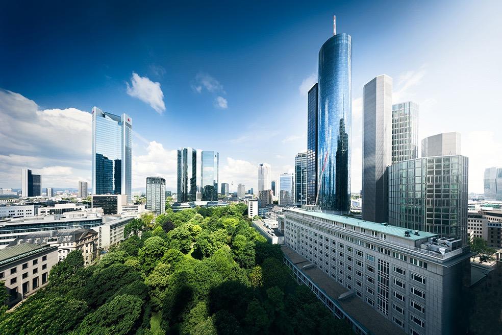 Frankfurt © Johannes Heuckeroth