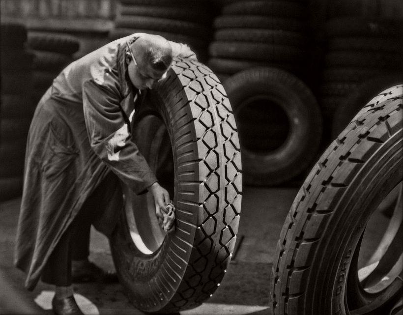 Continental Hanover Tyres, Cauchouc and Gutta Perola Co., 1928