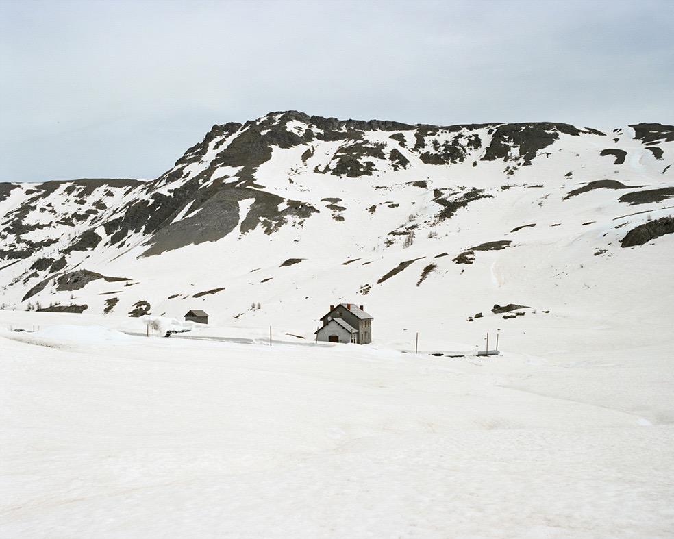 Alpine Passes © Arnaud Teicher