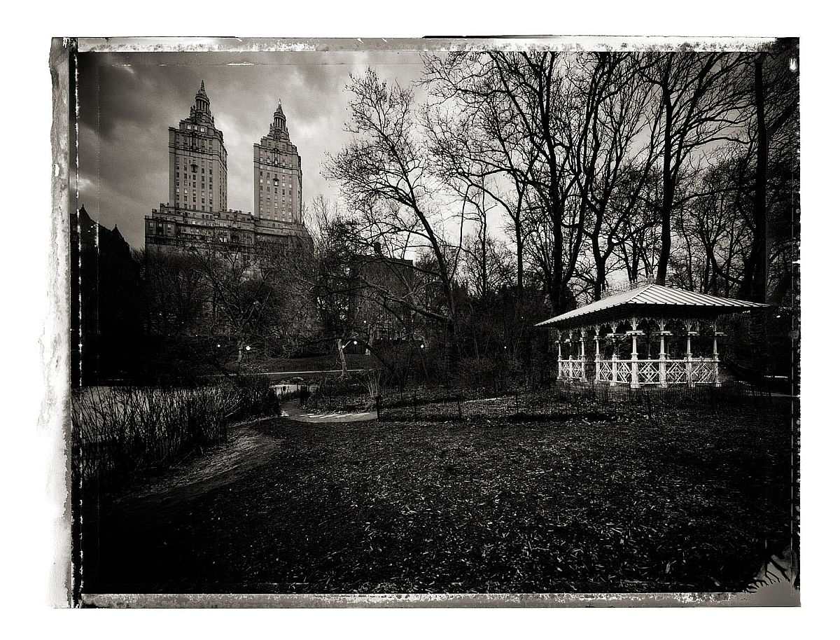 New York Sleeps © Christopher Thomas
