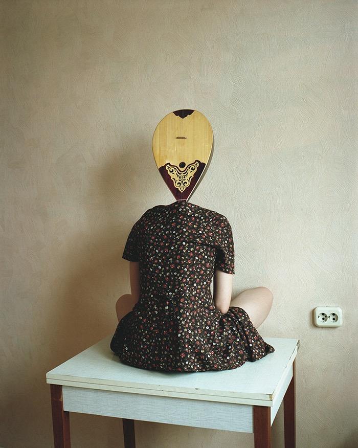 Puree with a taste of Triangles © Alena Zhandarova