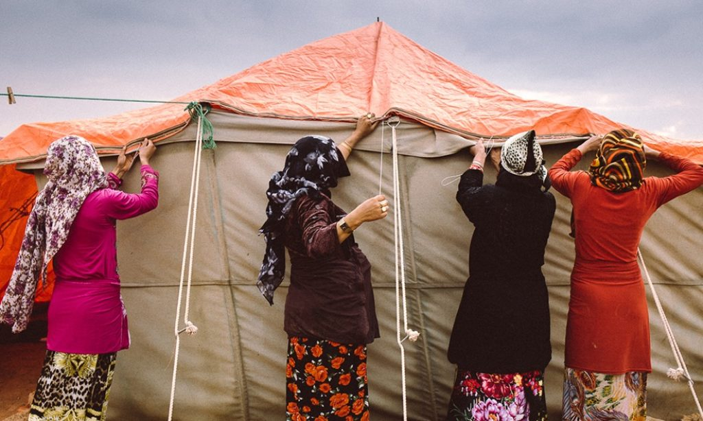 Tien Tran: Bedouins – The Forgotten Victims of the Syrian Crisis