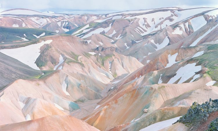Luca Tombolini: Landscapes