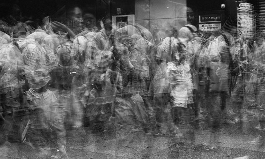 Zhou Han Shun: Frenetic City