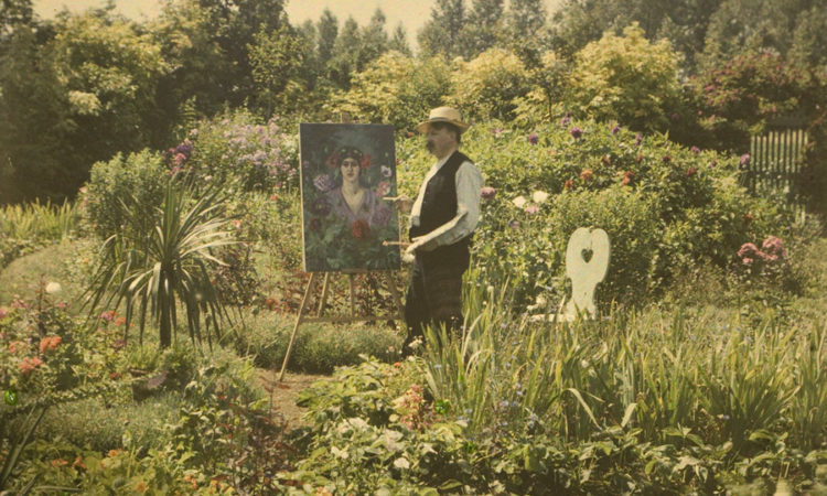 Alfonse Van Besten: Autochrome Photos (1910s)