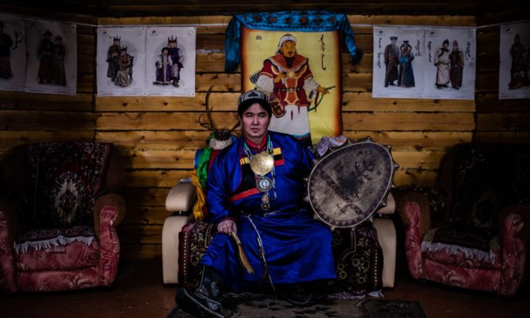 Alina Desyatnichenko: Baikal of Wonders