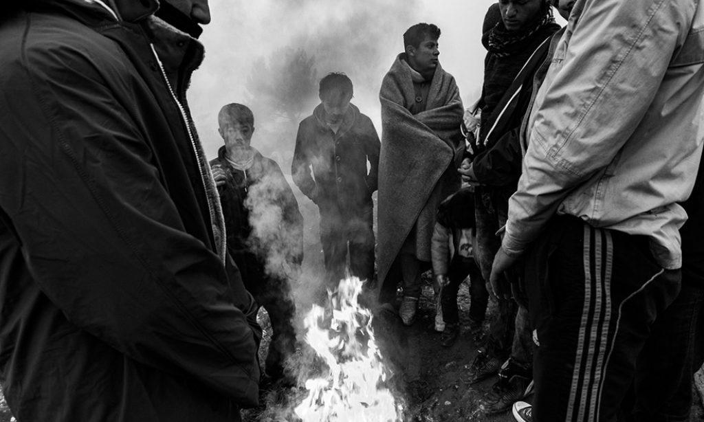 Szymon Barylski: Fleeing Death