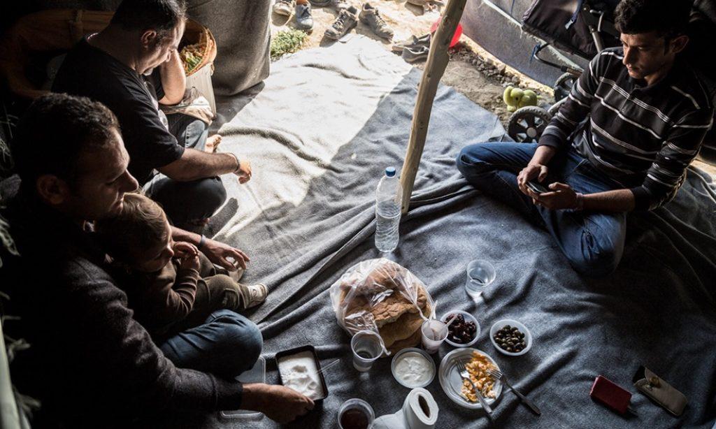 Giacomo Sini: Yazidi's Tales