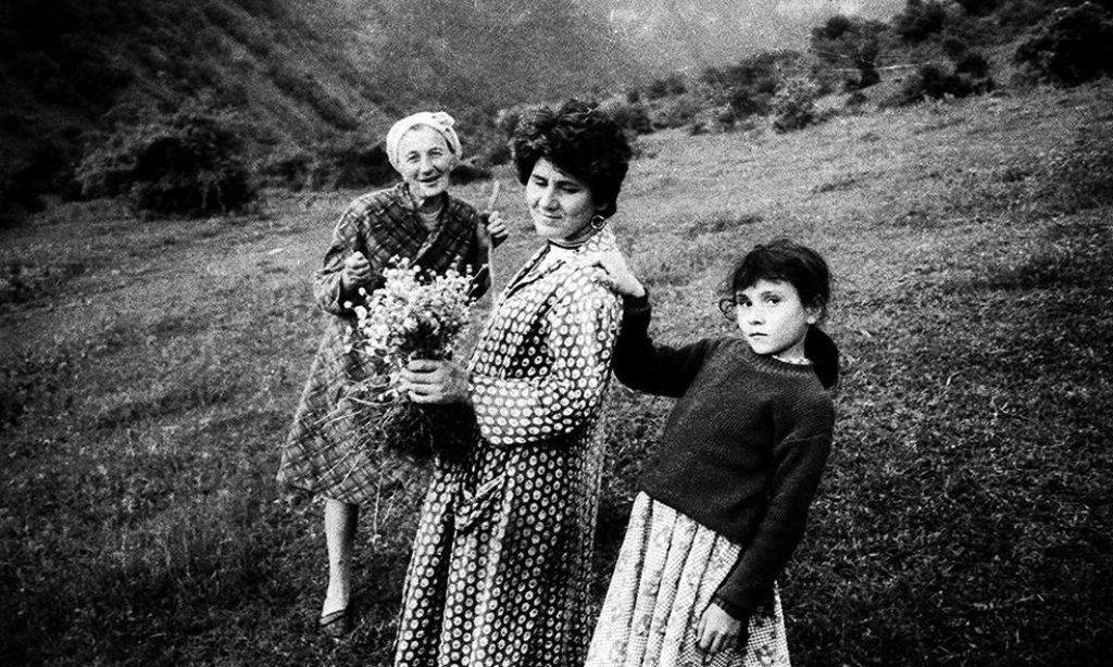 Natela Grigalashvili: Book of my Mother