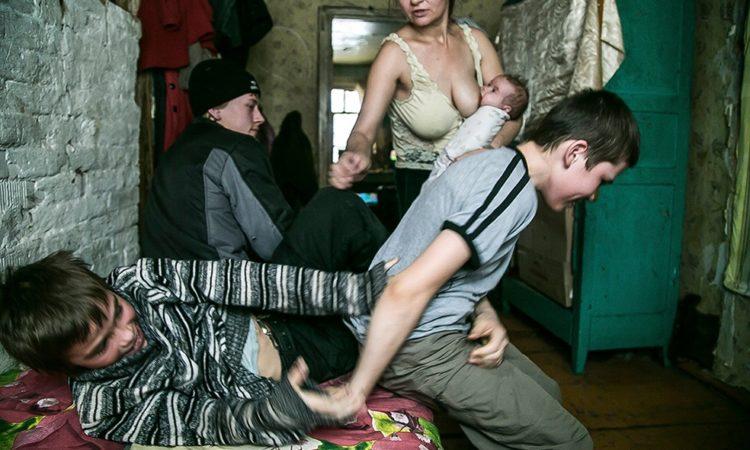 Katerina Shmidtke: People of Taiga