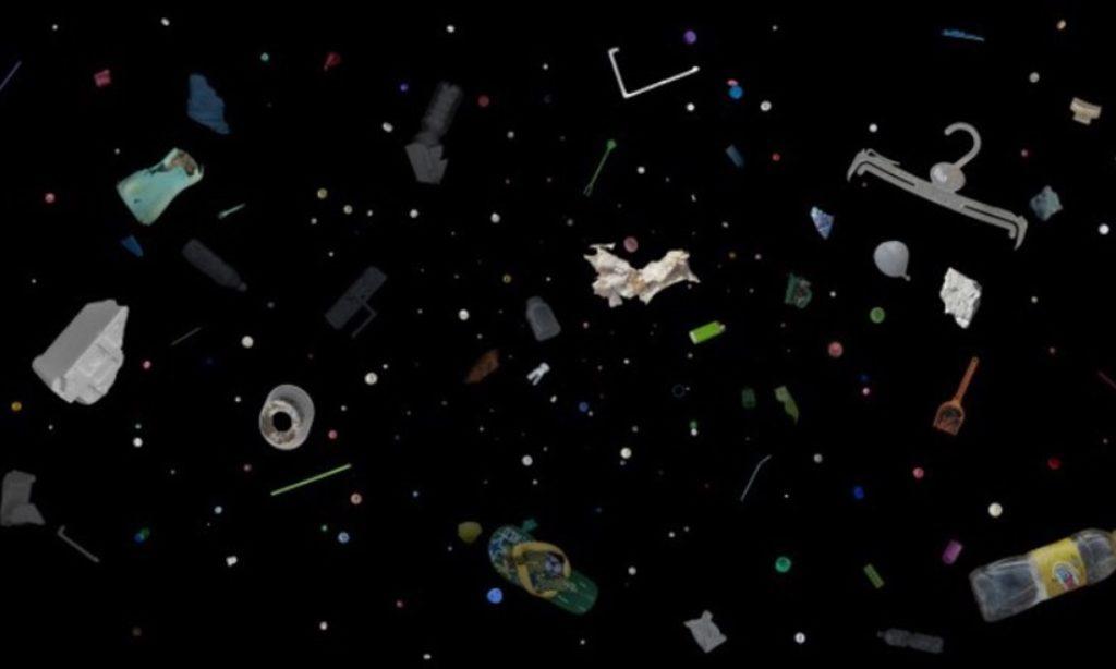 Giovanni Presutti: Plastic Islands