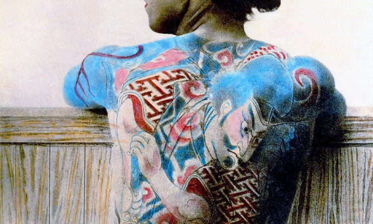 Vintage Japanese Tattoos (1860-1890)