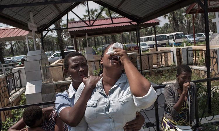 Will Baxter: Burundi – Breaking Point