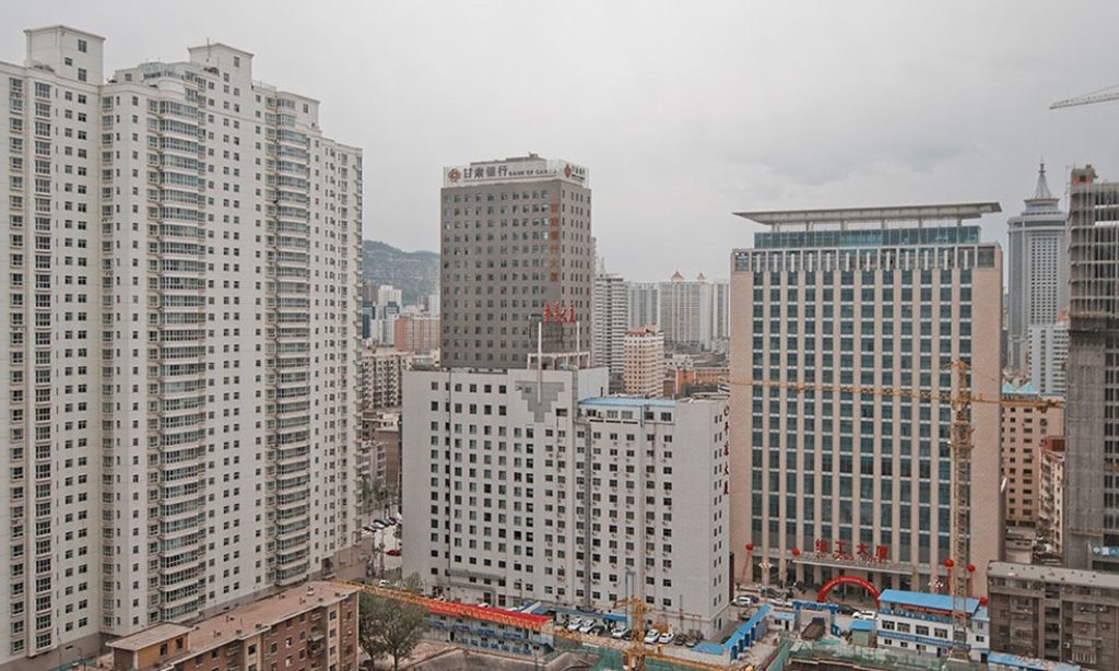 Michele Vittori: China Cities