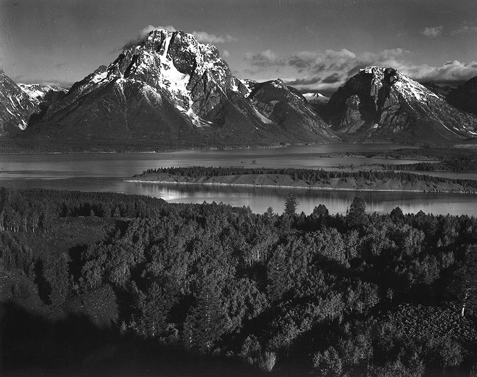 ansel adams photographer and artist