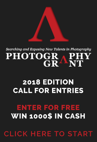 PhotogrVphy Grant 2018 - Enter for Free