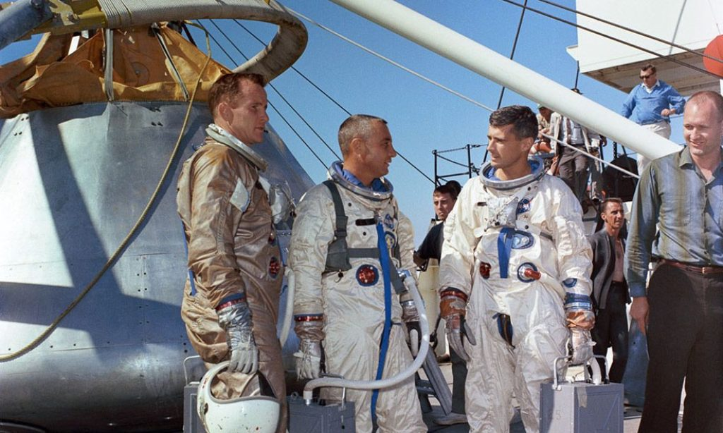 Apollo 1 Mission (1966-1967)