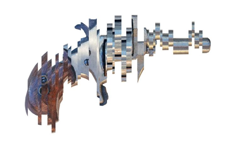 Michael Jantzen: Deconstructing the Guns