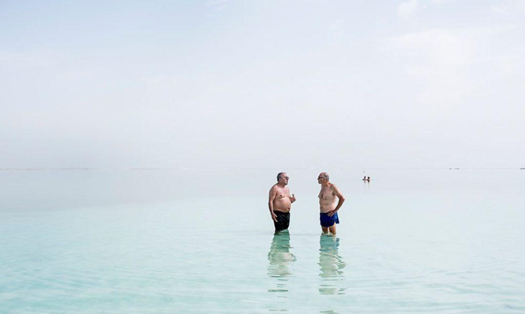 Moritz Küstner: The Dying Dead Sea