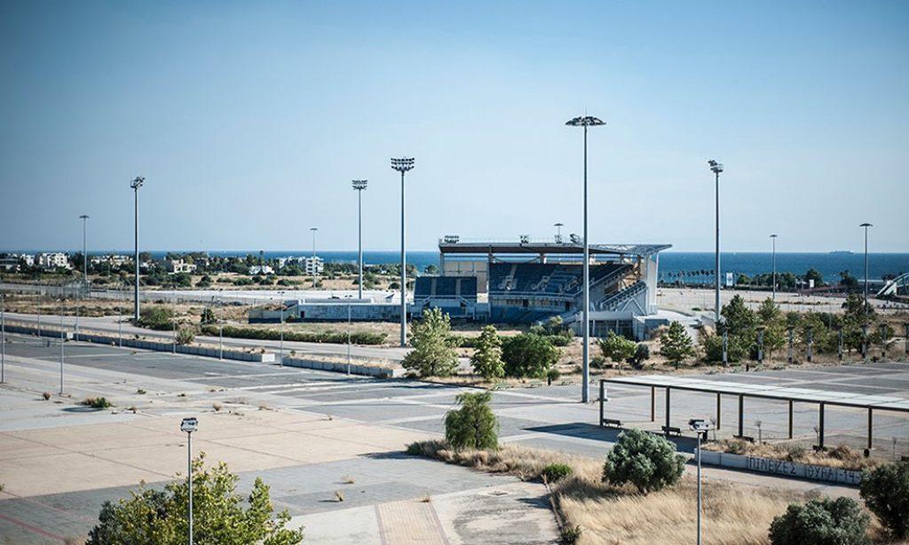 Brecht de Vleeschauwer: Olympic Ruins of Athens