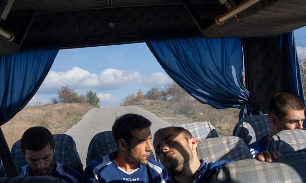 Chiara Dazi: The Moldovan Derby